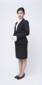 黒スーツ(お別れ会用)
